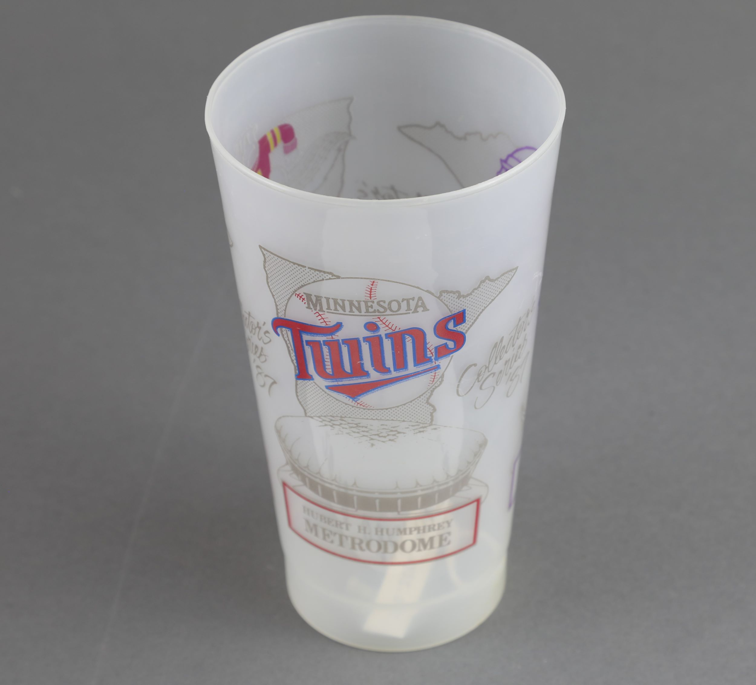 Image of Twins cup.