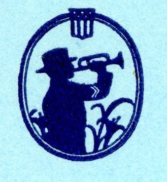 Company B Last Man Club logo.