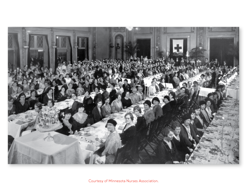Image of anniversary Banquet.