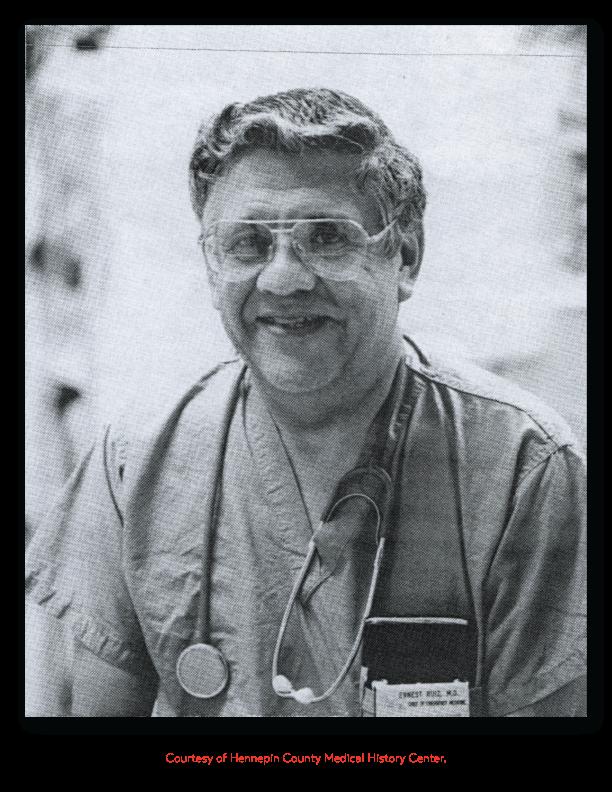 Image of Dr. Ernest Ruiz.