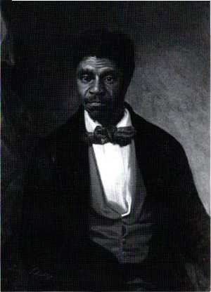 A portrait of Dred Scott