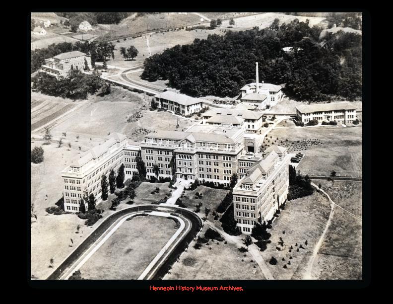Image of Glen Lake Sanatorium.
