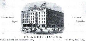 Fuller House Letterhead