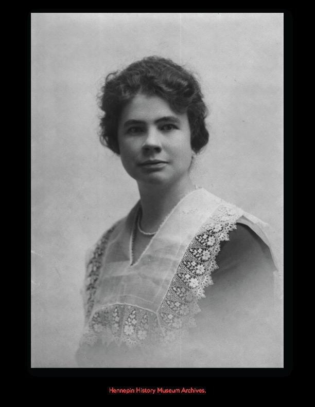 Image of Lydia V. Whiteside.