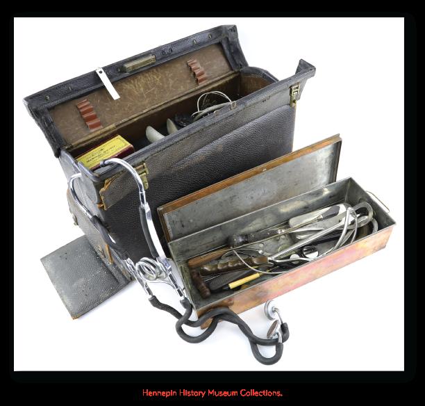 Image of Medical Bag.