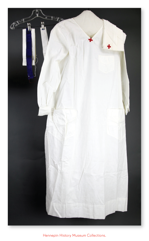 Image of Nurses Uniform.