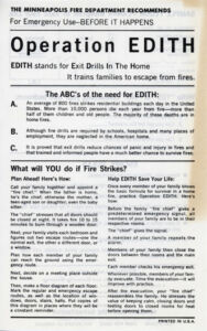 fire safety pamphlet-EDITH