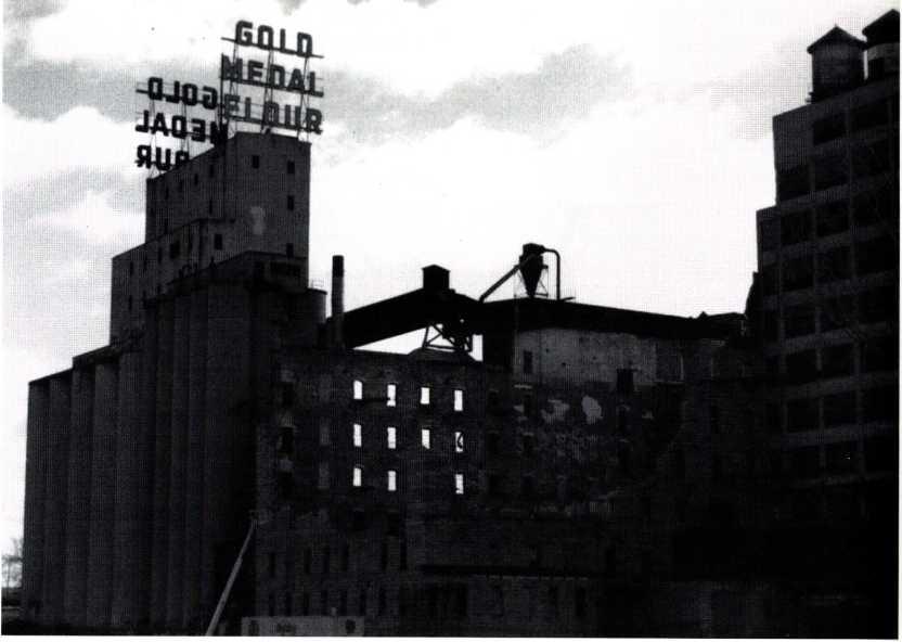 Gold Medal Flour Building