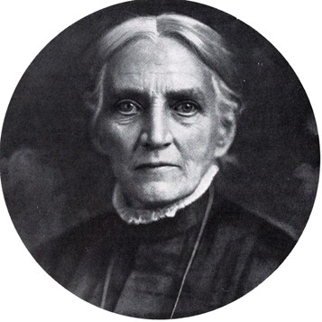 Portrait of Maria Sanford