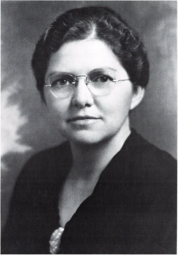 Ruth Boynton Portrait
