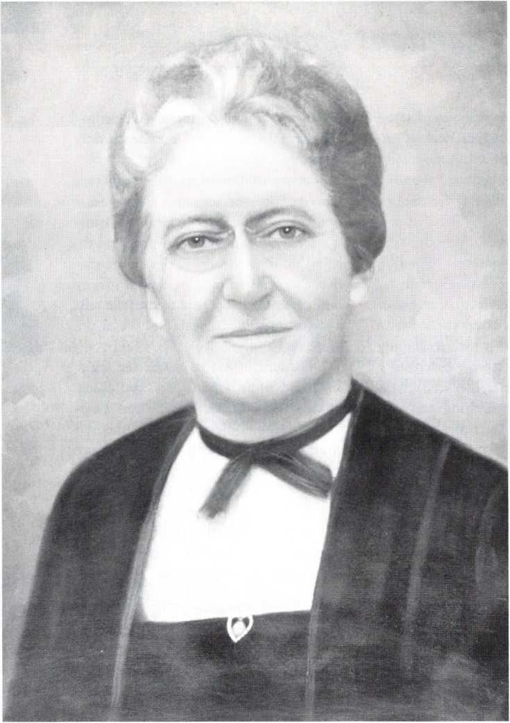 Portrait of Sarah Harrison Knight, Courtesy of Methodist Hospital