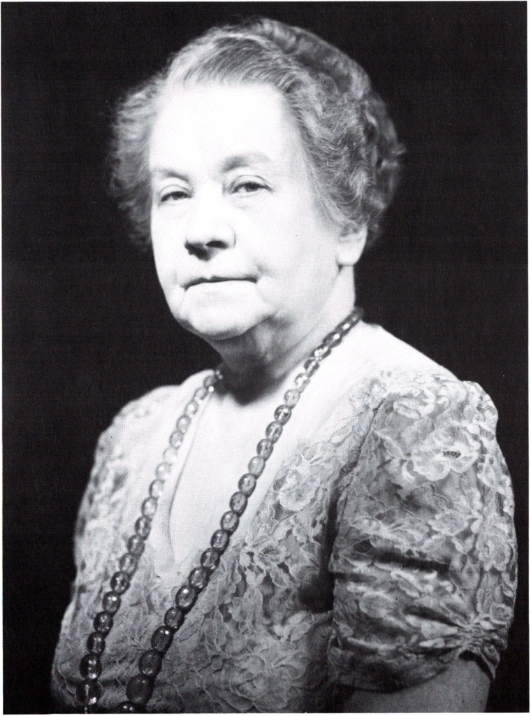 Verna Scott Portrait later years