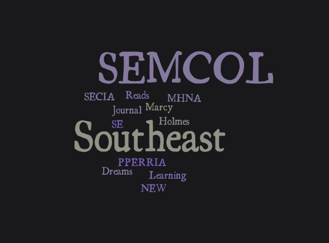 SEMCOL Wordle