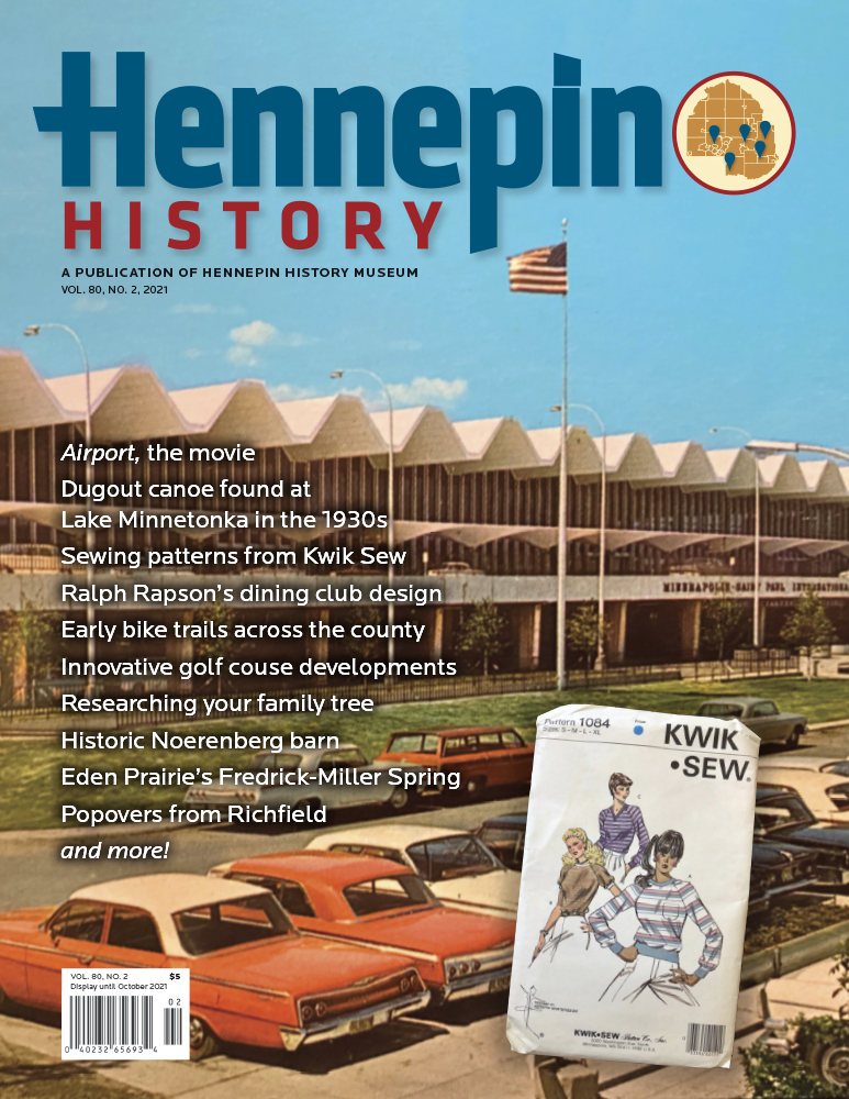 Image of Magazine Cover